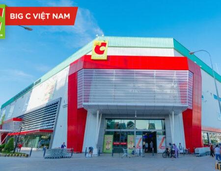 VĂN PHÒNG TRỤ SỞ BIG C - PHAN ĐĂNG LƯU
